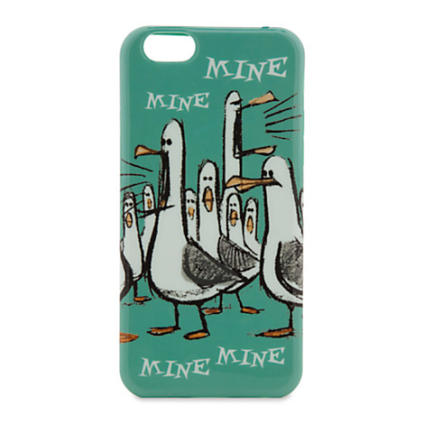 your wdw store disney iphone 6 case finding nemo seagulls mine