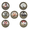 Disney Mystery Pin - Alice Throught the Looking Glass - COMPLETE SET