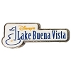 Disney Golf Ball Marker LBV Disney's Lake Buena Vista Course - Blue
