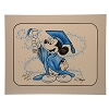 Disney Artist Sketch - Graduation Mickey Mouse - Blue