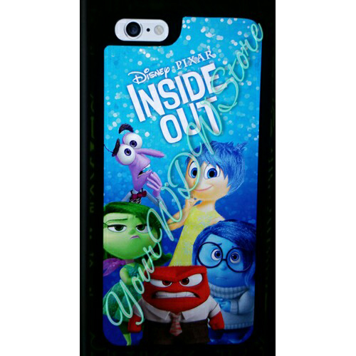 Disney Customized Phone Case - Inside Out - Emotions