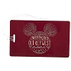 Disney Luggage Tag - Disney's Old Key West Resort Logo