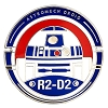 Disney Pin - Star Wars Astromech Droid R2-D2