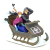 Disney Toy - Frozen Sleigh Wind-Up with Anna, Kristoff & Olaf