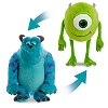 Disney Flip Pillow - Monsters Inc. - Mike & Sulley