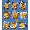 Disney Mystery Pin - Mr Potato Head Complete 9 Pin Set