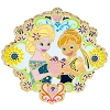 Disney Princess Pin - Frozen Fever - Anna & Elsa