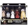 Disney Figurine Set - Star Wars Leia & Amidala Deluxe Fashion Playset