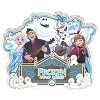 Disney Pin - Frozen Ever After Attraction