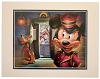 Disney Artist Print - Greg McCullough - Hollywood Tower Hotel
