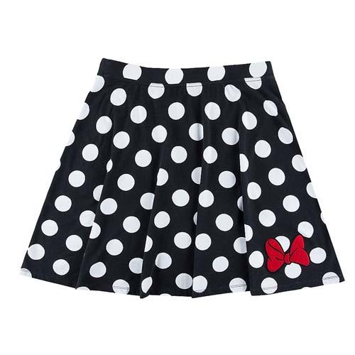 435e2e8f2 Add to My Lists. Disney LADIES Skirt - Minnie Mouse Polka Dot ...