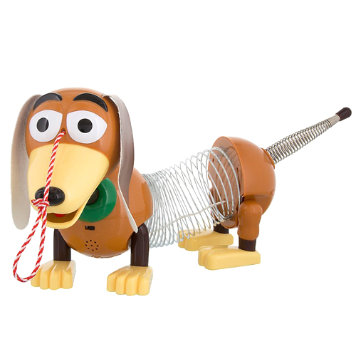 Talking Slinky Dog From Toy Story