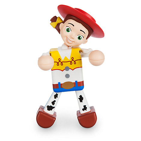 5617dc0d20534e Disney Wind-Up Toy - Toy Story - Jessie