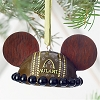 Disney Ear Hat Ornament - Aulani Resort - Wood