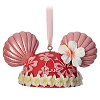 Disney Ear Hat Ornament - Aulani Resort - Shell