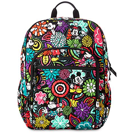 Disney Vera Bradley Bag - Magical Blooms Backpack by Vera Bradley