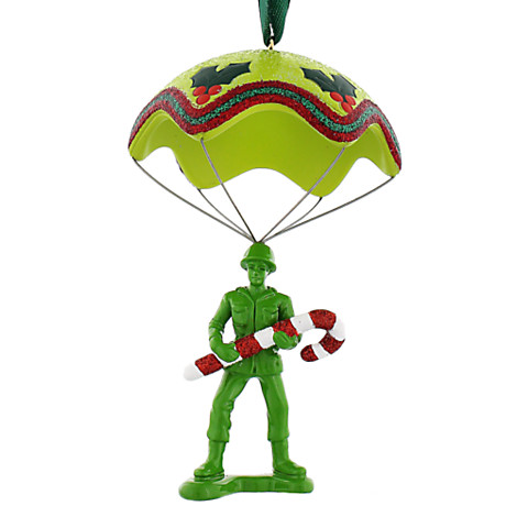 Toy Story Christmas Ornaments.Disney Christmas Ornament Toy Story Green Army Man