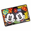 Disney Plate Change Tray by Britto - Mickey and Minnie Mouse