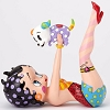 Britto Figure - Betty Boop Moments Figurine - Betty Boop with Pudgy