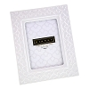 Disney Photo Frame - White Mickey Icon 5'' x 7''
