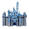 Disney Medium Figure Statue - Disneyland  Light Up Castle