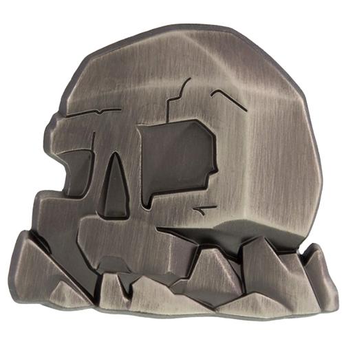 Disney Peter Pan Pin Sculpted Skull Rock