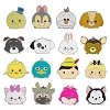 Disney Mystery Pin - Tsum Tsum - Series 2 - COMPLETE SET