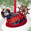 Disney Ear Hat Ornament - Cruise Line 2016 - Captain Mickey