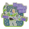 Disney Toy Story Pin - Buzz Hay un Amigo en Mi! (You've Got a Friend In Me)