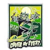 Disney Pin - Haunted Mansion Toy Story Rex - Cover My Eyes!