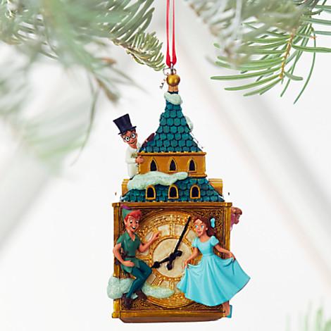 Peter Pan Christmas Ornament