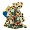 Disney Alice In Wonderland Pin - 65th Anniversary - Paint the Roses