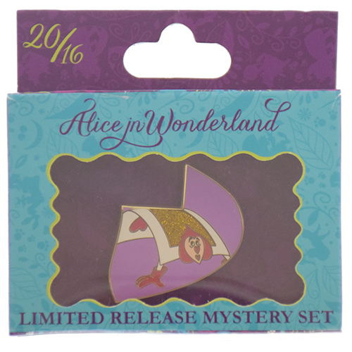 Disney Mystery Pin - Alice 65th Anniversary - CHOICE
