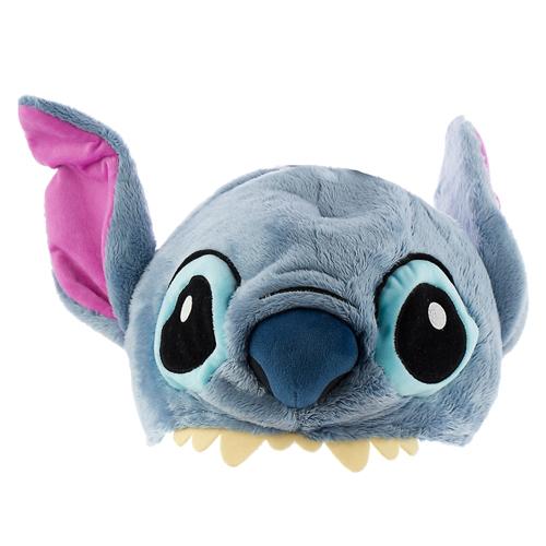 Disney Character Hat Stitch Plush Ear Hat