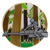 Disney Star Wars Pin - Star Wars Planets - #11 Endor