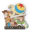 Disney Pixar Party Pin - Toy Story 30 Years and Beyond Logo