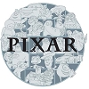Disney Pixar Party Pin - Pixar Super Jumbo Pin