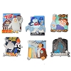 Disney Pixar Party Boxed Pin Set - Pixar Villains