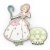 Disney Pixar Party Pin - Andy's Toy Box - Bo Peep