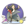 Disney Pixar Party Pin - Pixar Shorts - Presto