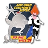 Disney Pixar Party Pin - Pixar Villains - Syndrome - The Incredibles