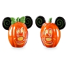 Disney Salt and Pepper Shakers - Halloween Mickey and Minnie Pumpkins