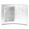 Disney Arribas Picture Frame - Cinderella and Prince Charming - Glass - 4 x 6