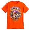 Disney Adult Shirt - Halloween Mickey and Friends - 2016