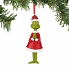 Universal Ornament - Dr. Seuss - Grinch Dangler