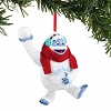 SeaWorld Ornament - Rudolph - Bumble with Snowball