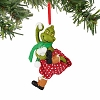 Universal Ornament - Dr. Seuss - Grinch Snowball Fight