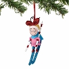 Universal Figure Ornament - Dr. Seuss Grinch - Cindy Skiing