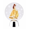 Disney LED Figurine - Belle Holidazzler Light-Up