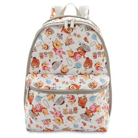 Disney Backpack Bag Quot Tsum Tsum Quot Pooh And Friends Backpack